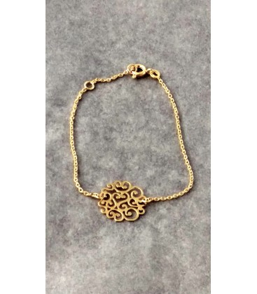Bracelet Arabesque Or