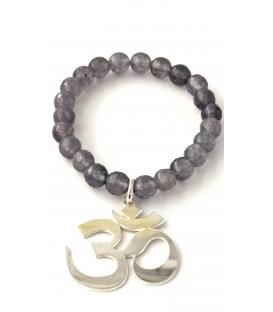 bracelet pierre Om