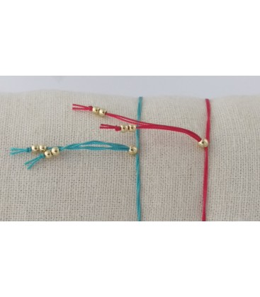 Bracelet été-menottes