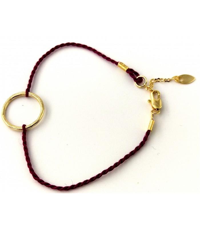 Bracelet cercle de l 39 ternit by moods - Symbole de l eternite ...