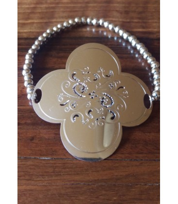 Bracelet bonheur Argent
