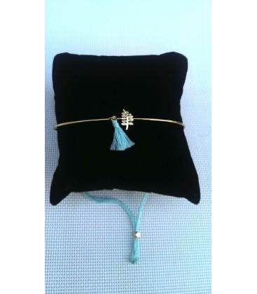 Bracelet fougère