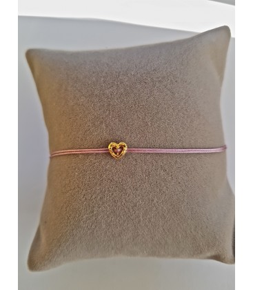 Bracelet petit coeur