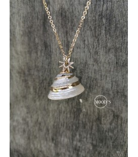 Collier Coquillage 2