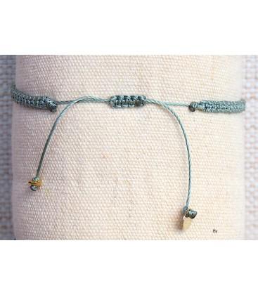 Bracelet Oeil Vert