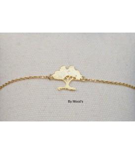 bracelet arbre