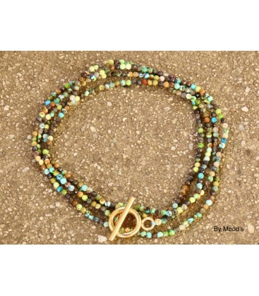 Collier/bracelet Assia